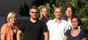 Team Schoppe Hannover (Foto: Optiker)