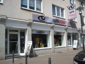 Optik Deppe Essen (Foto: Optiker)