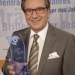 Brillentraeger des Jahres 2013 Jan Hofer (Foto: KGS)