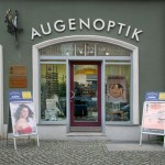 Augenoptik Manke in Greifswald (Foto: Optiker)
