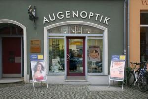 Augenoptik Manke in Greifswald (Foto: Optiker)