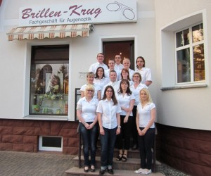 Team Brillen Krug (Foto: Optiker)